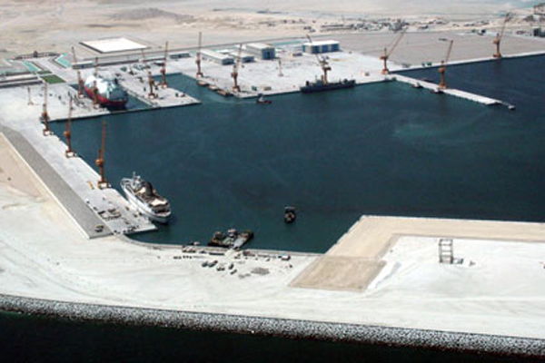 Oman's first dray port
