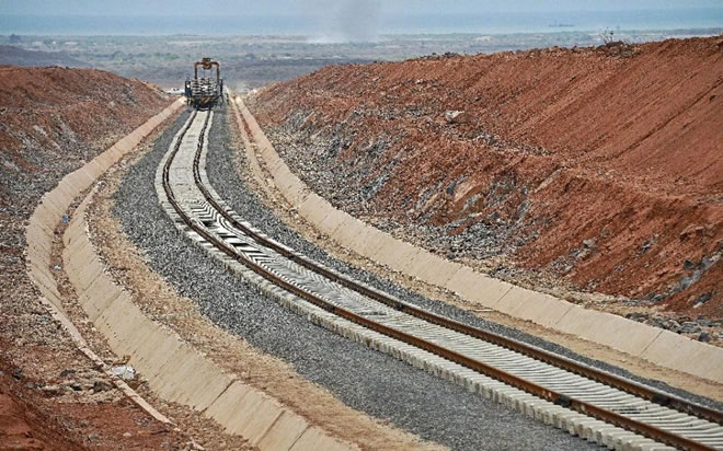 Addis Ababa - Djibouti railway nears completion