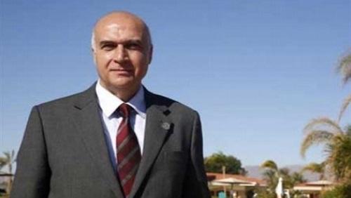 Egypt's tourism minister