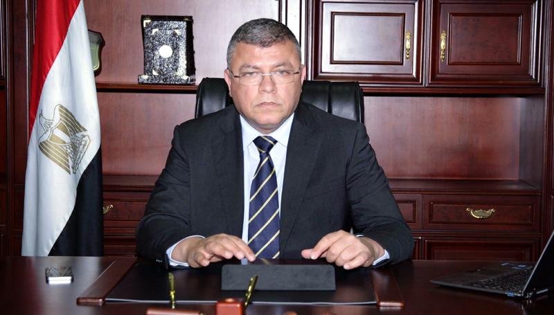 Khaled Negm Communicationsand information Technology Minister