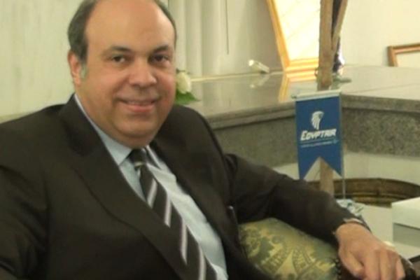 Captain Sameh El-Hefny