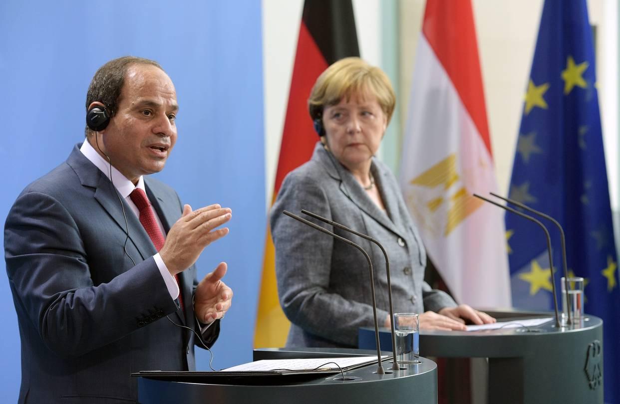 """הפרוייקטים הענקים של אל סיסי במצרים יביאו את מצרים להפוך למעצמה אזורית Made in Egypt,"""" President-El-Sisi"""