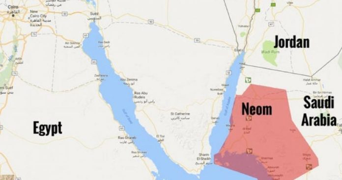 NEOM, a new $500bn mega-city planned by Saudi Arabia | The Middle