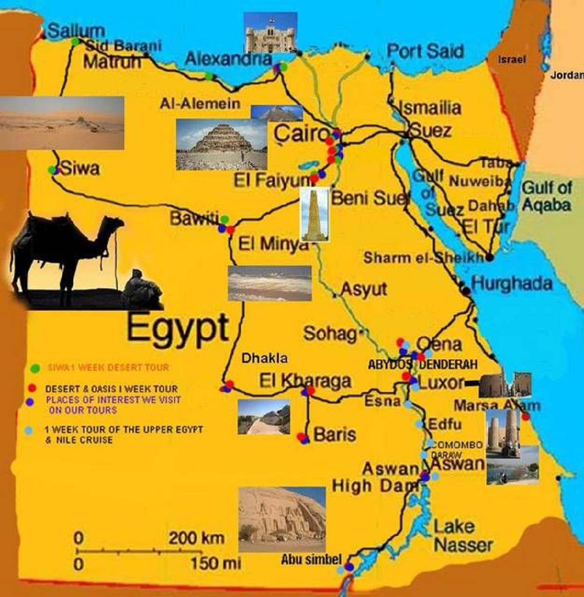 Tourism In Egypt The Middle East Observer
